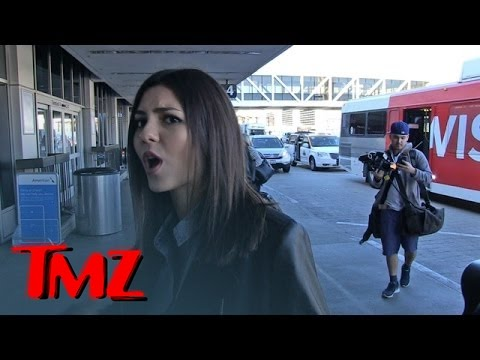 Victoria Justice -- It's Not My Fault 'Victorious' Got Cancelled | TMZ