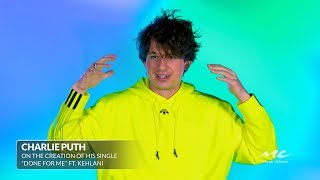 "Video Charlie Puth Collabs with Kehlani on ""Done For Me"" MP3, 3GP, MP4, WEBM, AVI, FLV April 2018"
