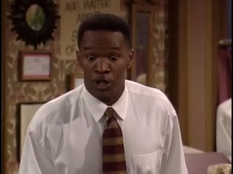 Yo Pierre You Wanna Come Out Here - The Jamie Foxx Show