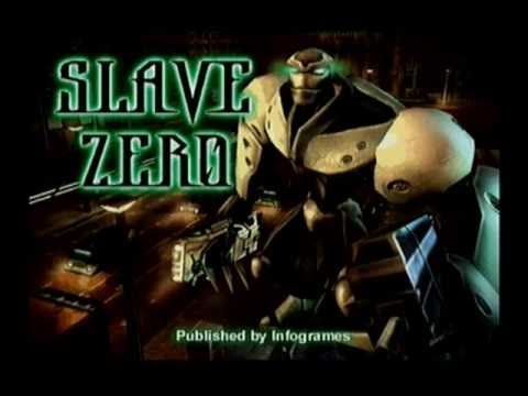 slave zero dreamcast review