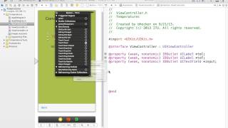 Fall 13-1 Objective-C - Lecture 4