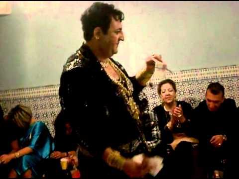 المخنثين - حفلة المخنثين في الجزائر.