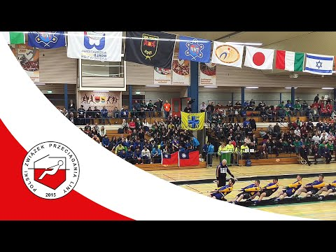 Tug of War Indoor World Championships 2016