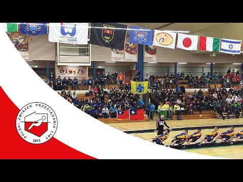 Tug of War Indoor World Championships 2016