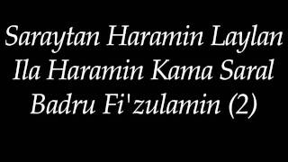 Maula Ya Salli Wa Sallim Lyrics.wmv