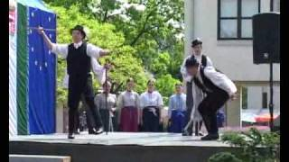 World Peace Gong to Hungary Ceremony Part 4of7