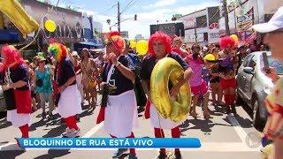 Bloco Bagunça de Circo abre oficialmente o carnaval em Marília