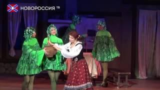 Большая Новогодняя Ёлка Главы ДНР