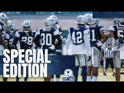 """Special Edition: Next """"Men"""" Up   Dallas Cowboys 2021"""