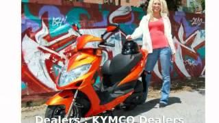 4. 2011 KYMCO Super 8 50 -  Specs Dealers