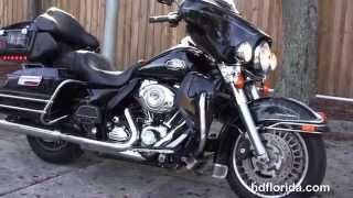 6. Used 2010 Harley Davidson Ultra Classic Electra Glide Motorcycles for sale