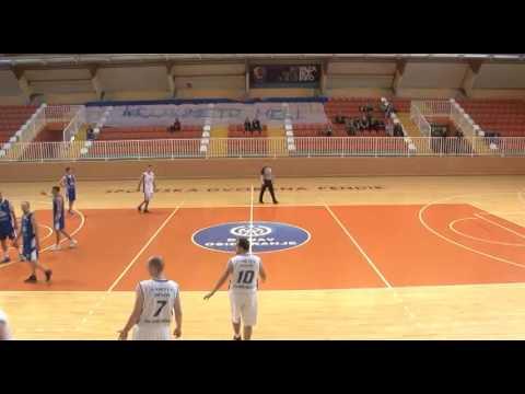 24. kolo: KK Novi Pazar – KK Crnokosa 111:72