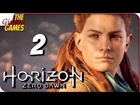 HORIZON Zero Dawn ➤ Прохождение #2 ➤ ОХОТА НА МАШИНЫ