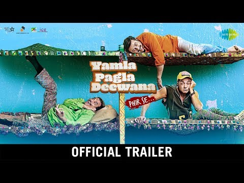Yamla Pagla Deewana: Phir Se Trailer