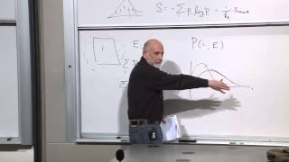 Statistical Mechanics Lecture 2