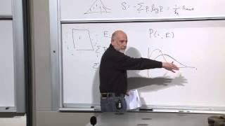 Statistical Mechanics Lecture 2