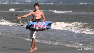Surfing around HaiNan 海南 island