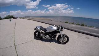 A viewer requested that I do a walkaround video of my Ducati Monster and I decided to the nerd out motorcycle style. I hope you guys enjoy this video. I talk about some of the issues I experienced as well as some of the maintenance I had done to the bike. Instagram:              http://instagram.com/djmotovlogsFacebook Page:     http://facebook.com/djmotovlogsEmail:                       djmotovlog@gmail.comThank you so much for watching everyone!