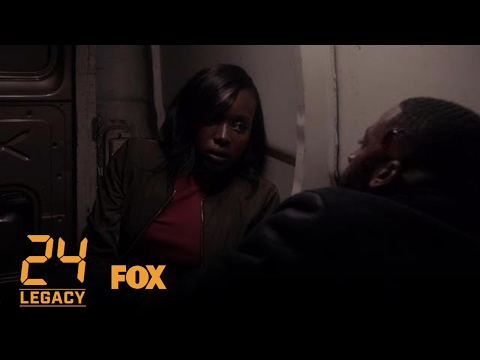 Isaac And Nicole Are Thrown Into A Van | Season 1 Ep. 7 | 24: LEGACY