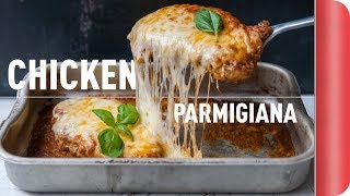 The Cheesiest Chicken Parmigiana You'll Ever Eat by SORTEDfood