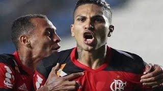 Curtam nossa página: http://www.facebook.com/LeandroSportsVideos Flamengo vira no fim, coloca Cruzeiro no Z-4 e mantém 100% em Cariacica Com dois gols em cin...