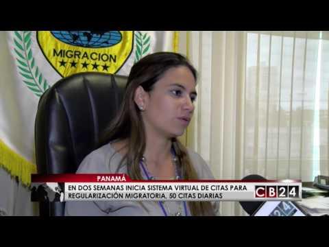 Panamá: En dos semanas inicia sistema virtual de citas para regularización migratoria