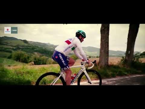 """Davide Cassani per """"Suzuki è Sport"""": """"Siamo a metà tappa, votate ancora!"""""""