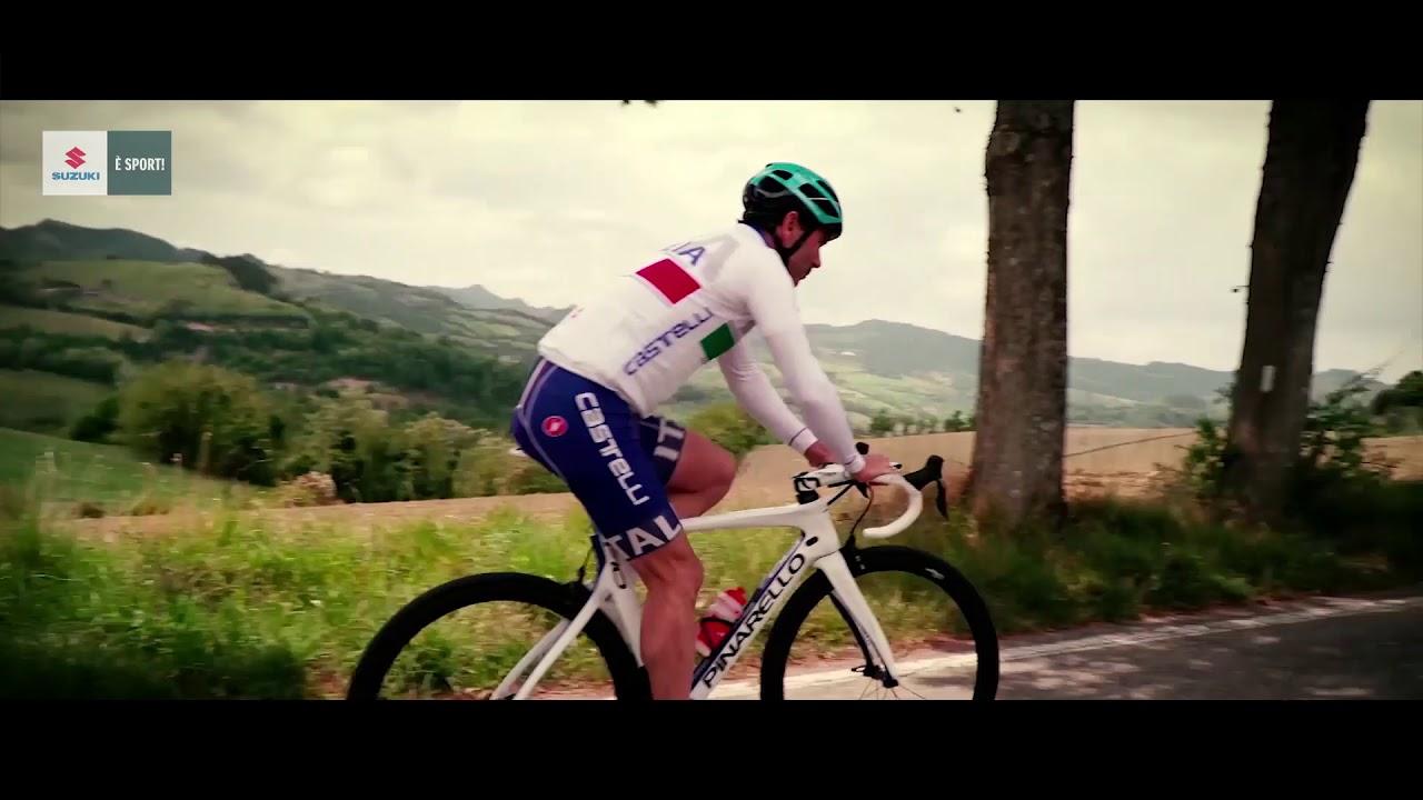 Davide Cassani per Suzuki è Sport: Siamo a metà tappa, votate ancora!