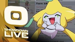 Pokemon |OR/AS| OU Showdown Live w/PokeaimMD, Emvee & Zamrock! Zamrockin by PokeaimMD