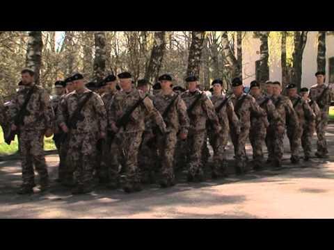 Video: Šogad 4.maija Nacionālo bruņoto spēku parāde notiks Valmierā