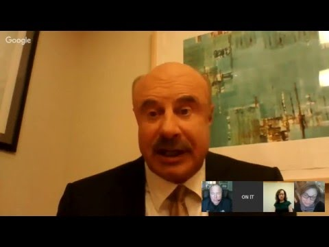 Interview with Dr. Phil McGraw! Living Well with Type 2 Diabetes.