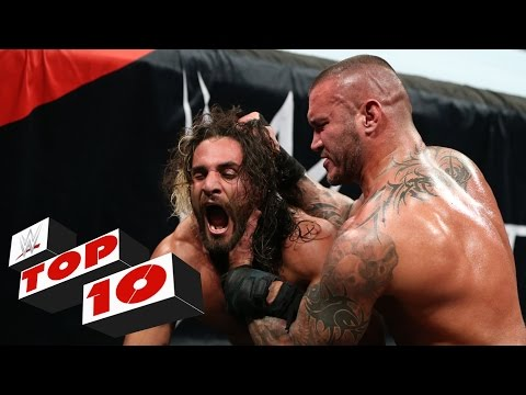 Download Top 10 WWE Raw moments: March 9, 2015 HD Mp4 3GP Video and MP3