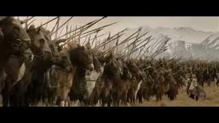Yüzüklerin Efendisi Kralın Dönüşü Rohirrim Atlıları