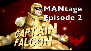 My friend made a great Captain Falcon MANtage