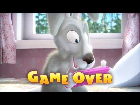 Маша и Медведь - Game Over (Трейлер)