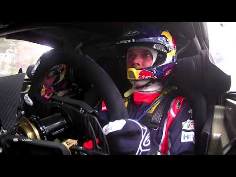WRC - Kennards Hire Rally Australia 2017: Stages 1-3