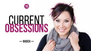 Current Obsessions March | Makeup Geek by Makeup Geek