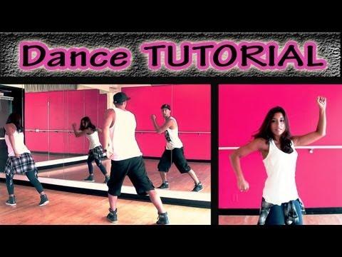 THE OTHER SIDE - Jason Derulo Dance TUTORIAL | Matt Steffanina & Dana Alexa Choreography