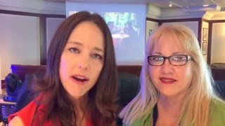 Lori Moreno Interview with Fathom President Tara Russell aboard the 1st Impact cruise to Amber Cove
