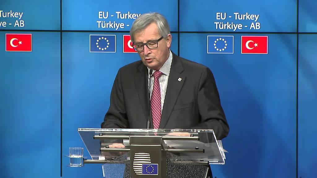 Συνέντευξη Τύπου μετά την ολοκλήρωση της Συνόδου Ε.Ε. – Τουρκίας (2ο μέρος)