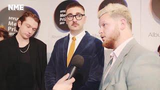 Alt-J talk second Mercury Prize nomination and headlining Glastonbury in future