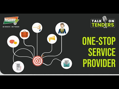 National Tenders - Your one stop tender service provider