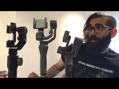 DJI Osmo Mobile 2, Smooth 4, Smove Mobile & More Live Q&A - #askemt
