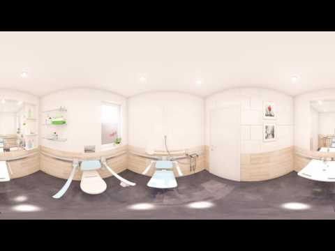 Assisted Living Bathroom - 360