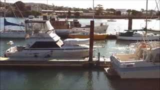 Devonport Australia  city photos gallery : Historic yachts & boats on the Mersey River in Devonport Tasmania Australia