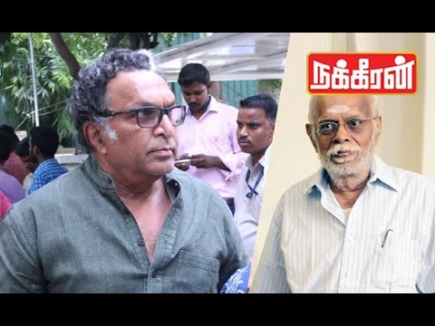 Actor-Nassar-pays-last-respect-to-Panchu-Arunachalam-Emotional-Speech