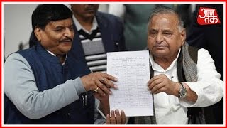 Mulayam Yadav List Shows Shivpal Tilt, Doesn't Name Son Akhilesh CM Face