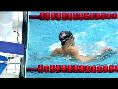 Michael Phelps - Beijing 2008 