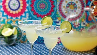 Classic Margarita For One or For a Crowd • Tasty by Tasty