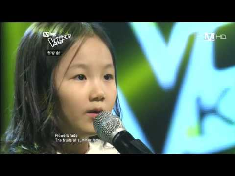 엠넷 - Voice kids Korea found the next Connie Talbot! She is an angel fallen from the sky!! Wanna know more about your favorite K-pop artist? Visit http://global.mn...